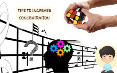 TIPS TO INCREASE CONCENTRATION